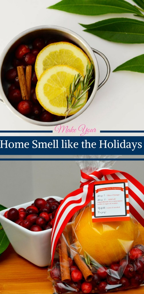 Make Your Home Smell like the Holidays by Happy Family Blog