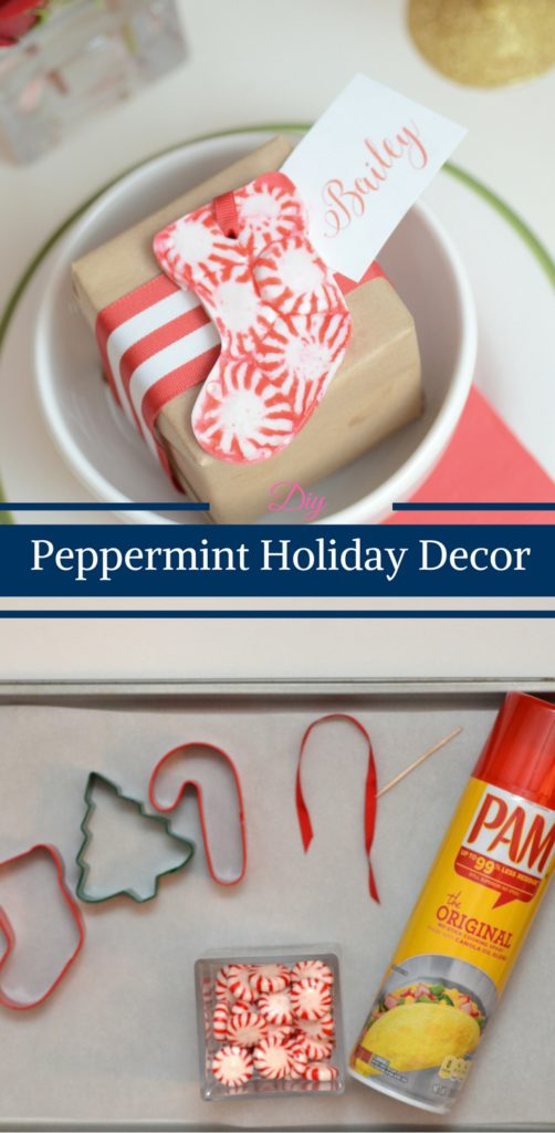 DIY Peppermint Holiday Decor by Happy Family Blog, diy peppermint ornament, peppermint candy christmas ornaments, peppermint christmas tree decorations, candy ornaments, candy ornaments diy, candy ornaments craft, candy ornaments homemade, candy ornaments for Christmas, candy ornaments to make, candy ornaments safe to eat off the tree, peppermint ornaments, peppermine ornament recipe, peppermint ornaments craft, peppermint ornaments christmas, peppermine ornaments to make, pepermine ornaments DIY, peppermint ornaments instructions, peppermint ornaments cheap