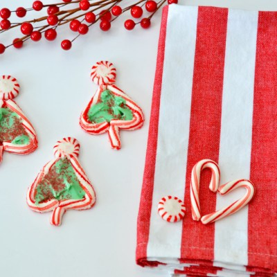 Candy Cane Christmas Trees