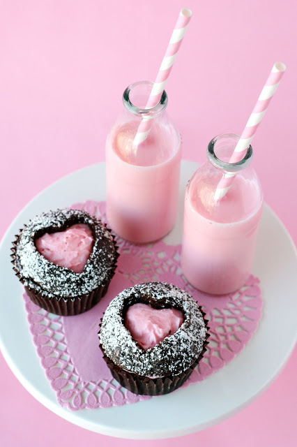 20 Yummy Heart Shaped Treats by Happy Family Blog