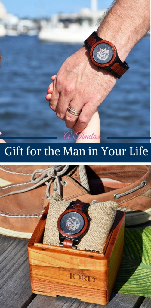 A Timeless Gift for the Man in Your Life by Happy Family Blog