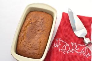 Heart Banana Bread by Happy Family Blog