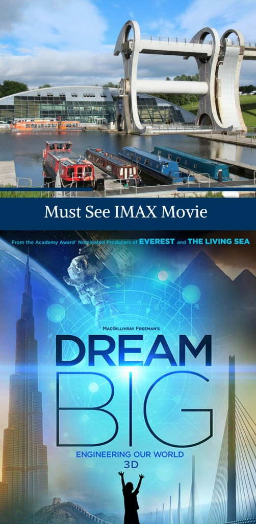 IMAX Must See Movie – Dream Big 3D: Engineering Our World by Happy Family Blog