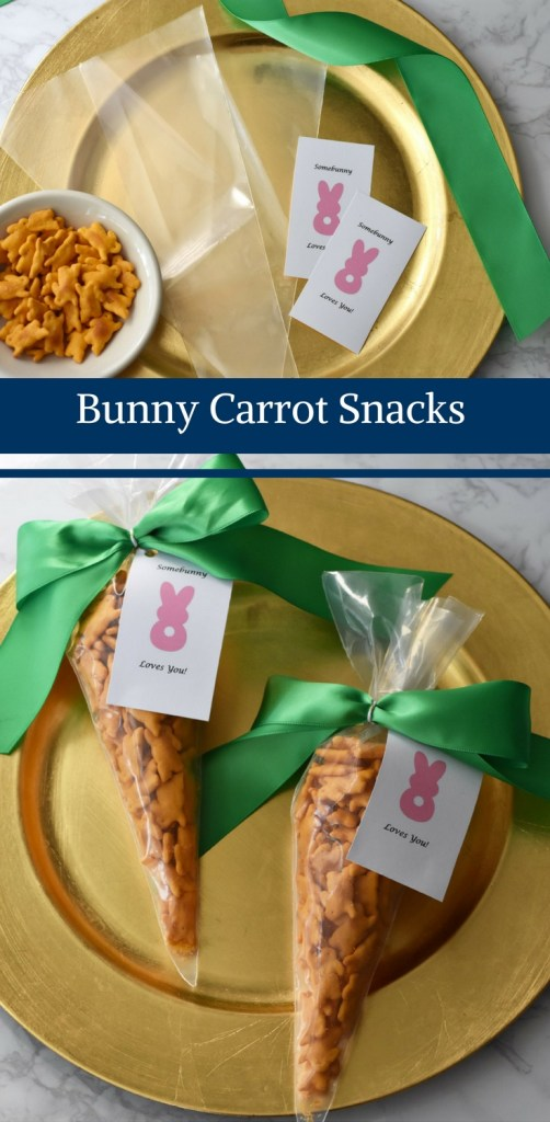 Bunny Carrot Snacks by Happy Family Blog