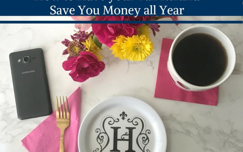 How to Have your Tax Refund Save You Money all Year Long by Happy Family Blog