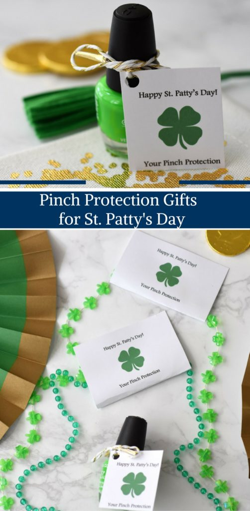 Pinch Protection Gifts for St. Patty's Day by Happy Family Blog