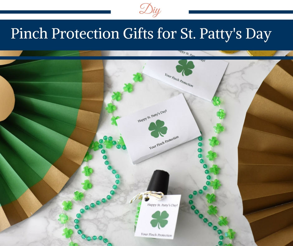 Pinch Protection Gifts for St. Patty's Day
