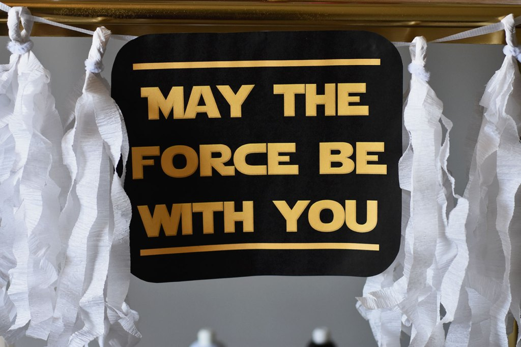 May the 4th Be with You a Star Wars Party by Happy Family Blog