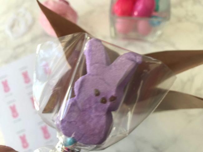 DIY Bunny Treat Bags by Happy Family Blog