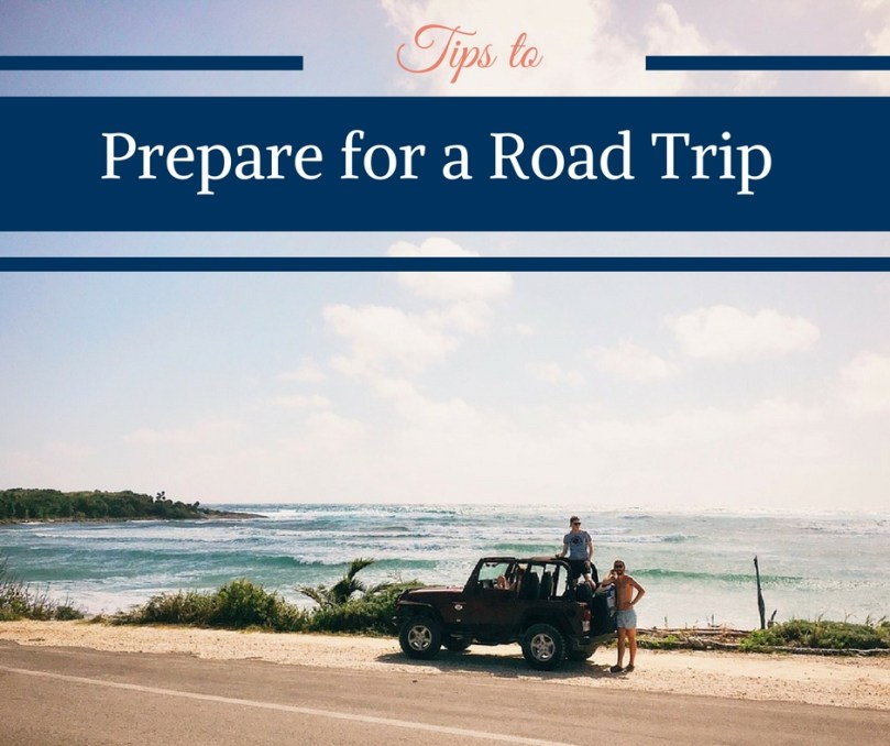 Tips to Prepare for a Road Trip by Happy Family Blog