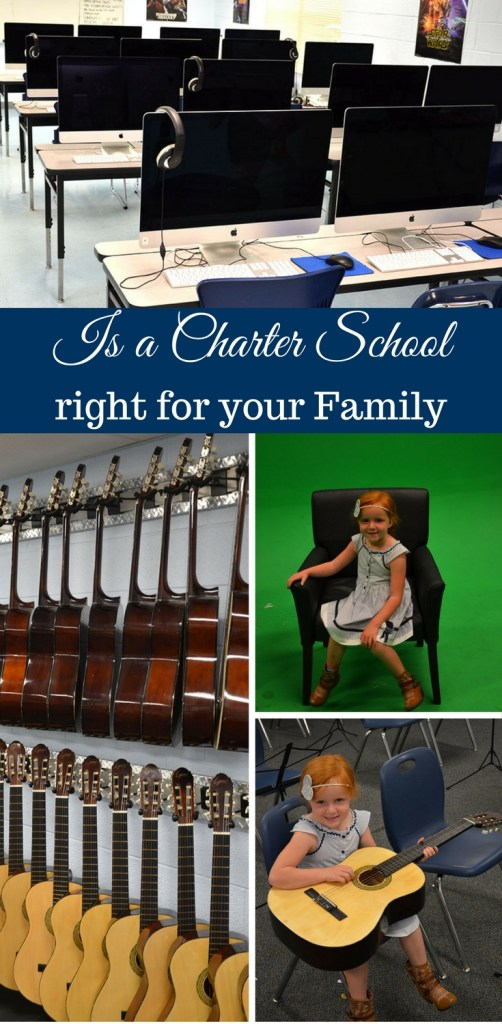 Is a Charter School Right for Your Family? by Happy Family Blog
