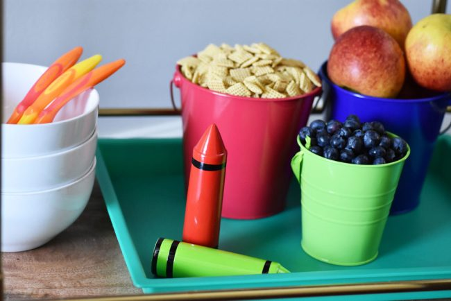 Host a Back to School Breakfast by Happy Family Blog