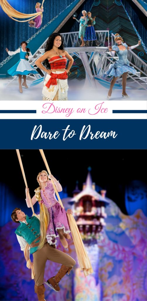 Disney on Ice: Dare to Dream by Happy Family Blog