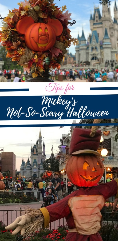 Tips for Mickey's Not-So-Scary Halloween by Happy Family Blog