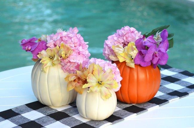 diy pumpkin centerpieces, cheap easy pumpkin centerpiece, pumpkin floral centerpieces, white pumpkin centerpieces for fall, pumpkin flower arrangements for thanksgiving, pumpkin candle centerpieces, artificial pumpkin vase, pumpkin Thanksgiving centerpieces, fall centerpieces white pumpkins