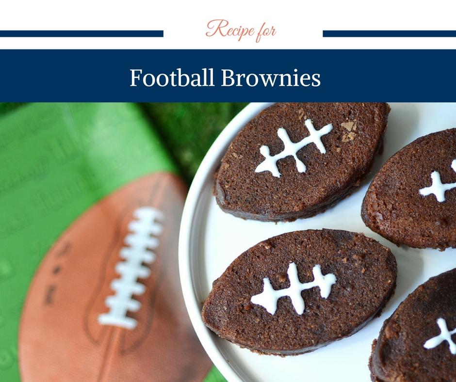 3 Easy Football Party Treats, Football Party food, football party appetizers, football party finger foods, football party food menu, football party menu