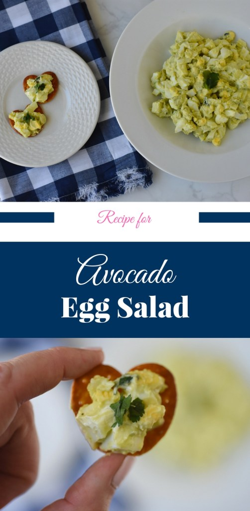 Avocado Egg Salad, avocado egg salad calories, avocado egg salad no mayo, avocado egg, salad with greek yogurt, avocado egg salad skinnytaste, avocado egg salad keto, avocado egg salad paleo, avocado egg salad clean eating