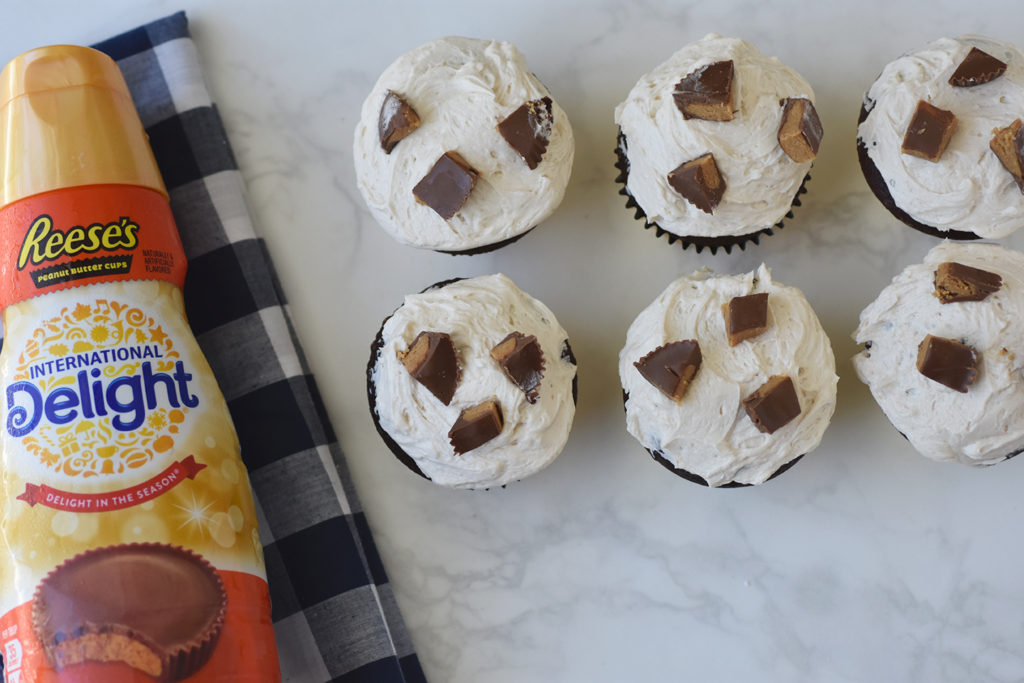 Chocolate Peanut Butter cupcakes recipes