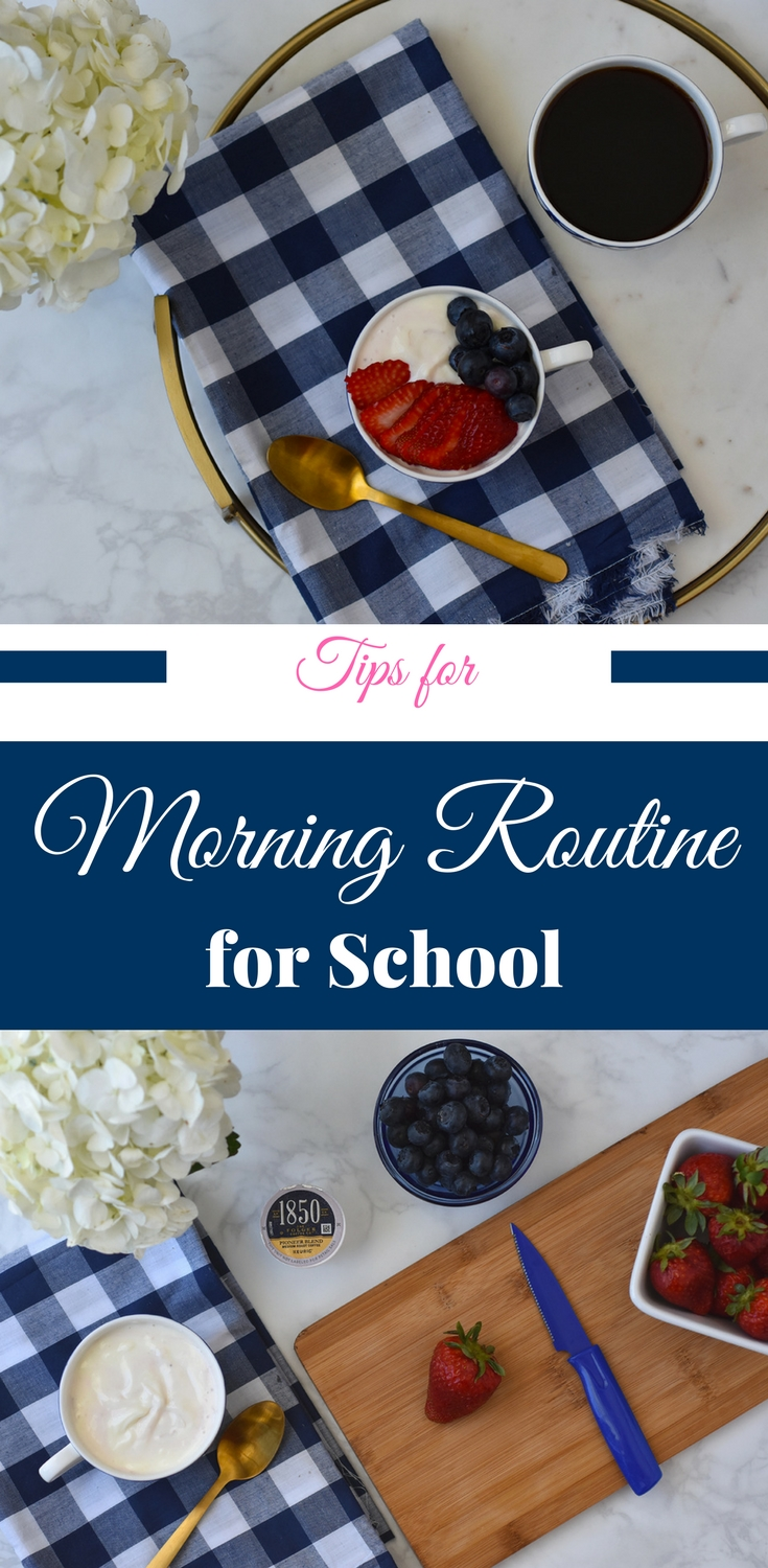 Morning Routine for School
