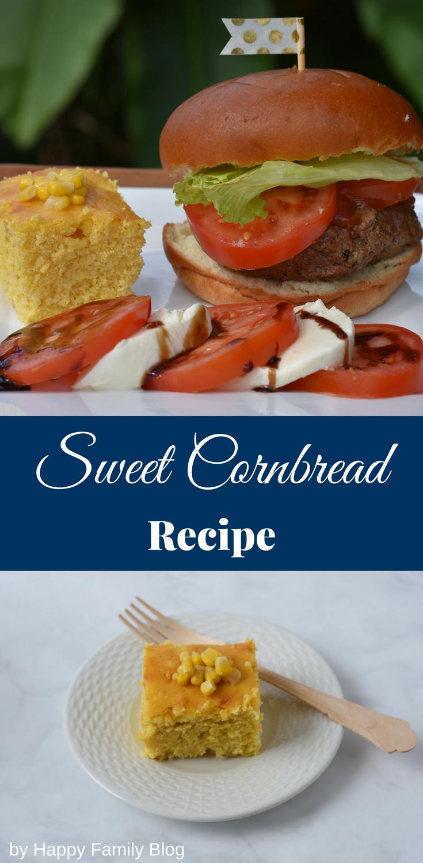 recipe for the best sweet cornbread