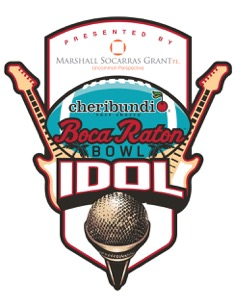 2018 Cheribundi Tart Cherry Boca Raton Bowl Idol Competition