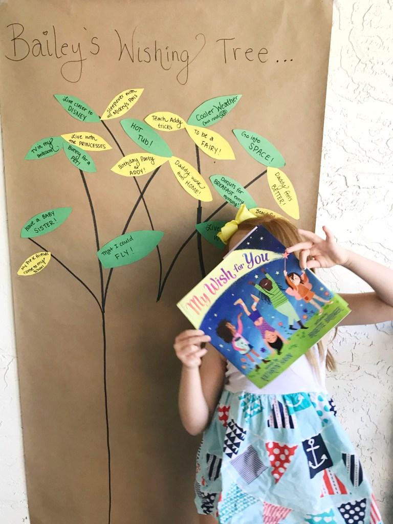 DIY Wishing Tree