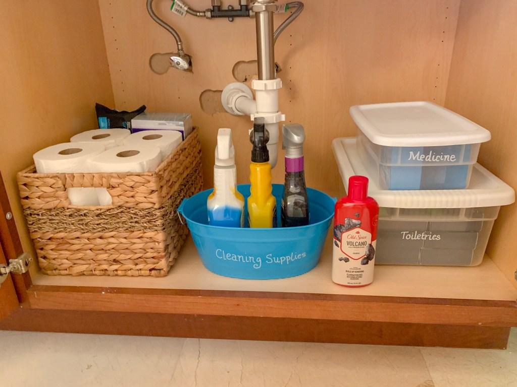 Bathroom Organization Ideas, creative bathroom storage ideas, bathroom organization diy