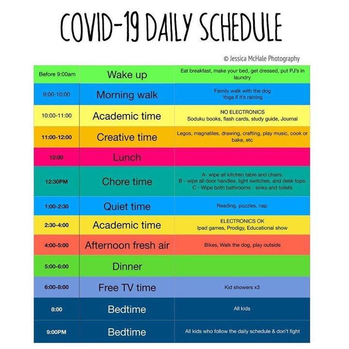 homeschool schedule, homeschool daily schedule, sample homeschool schedule