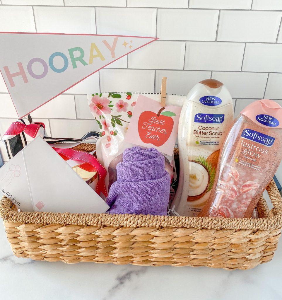 Teacher Appreciation Gift Basket, Teacher Gift Basket Ideas
