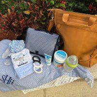 Newborn Diaper Bag Checklist