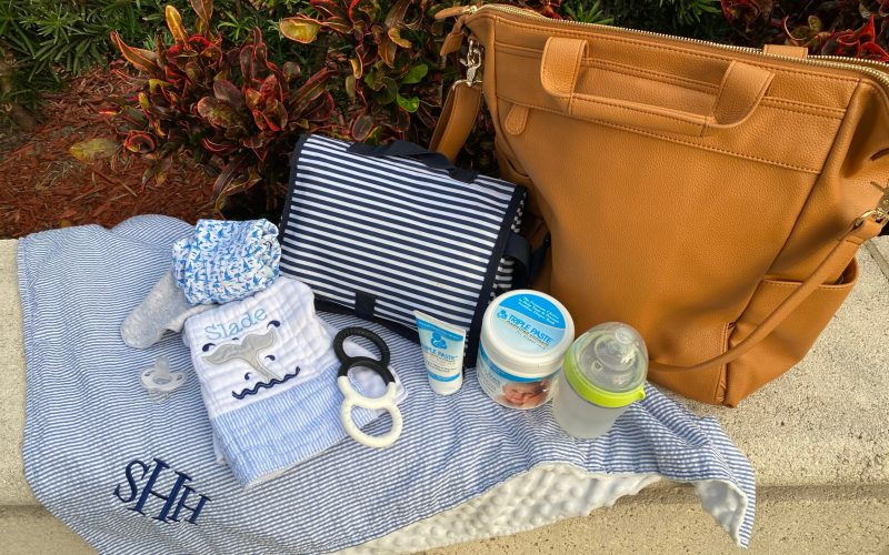 Newborn Diaper Bag Checklist