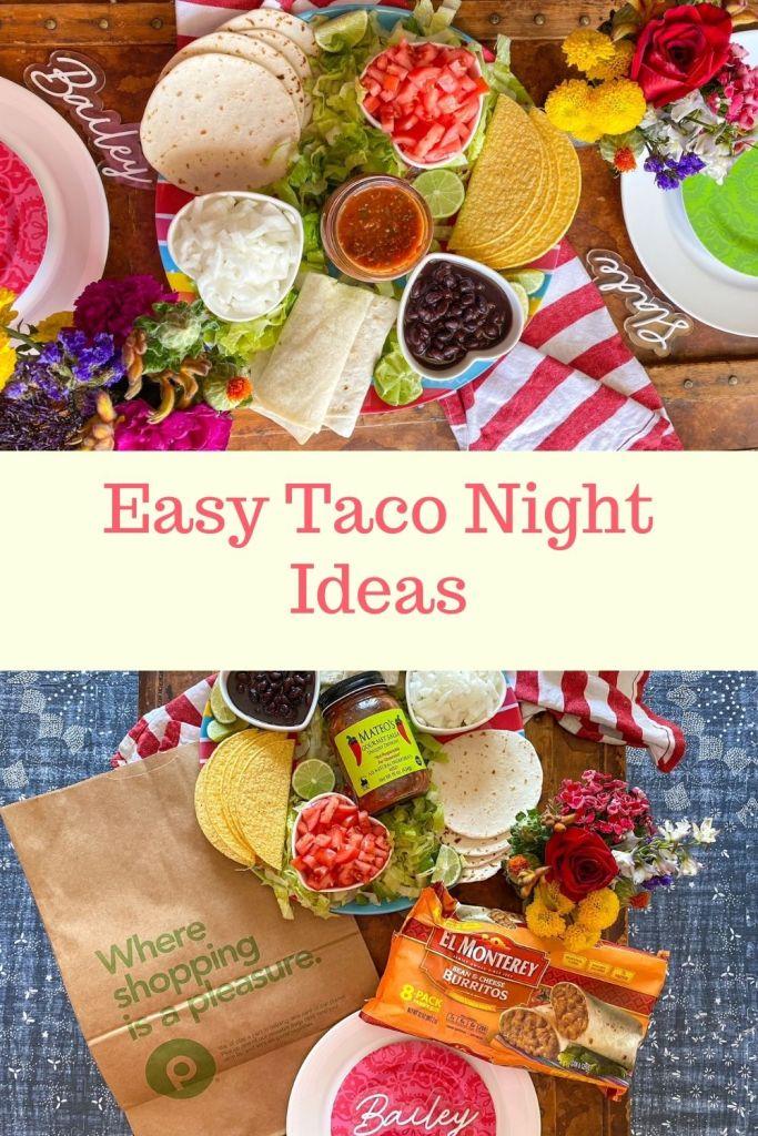 Easy Taco Night Ideas
