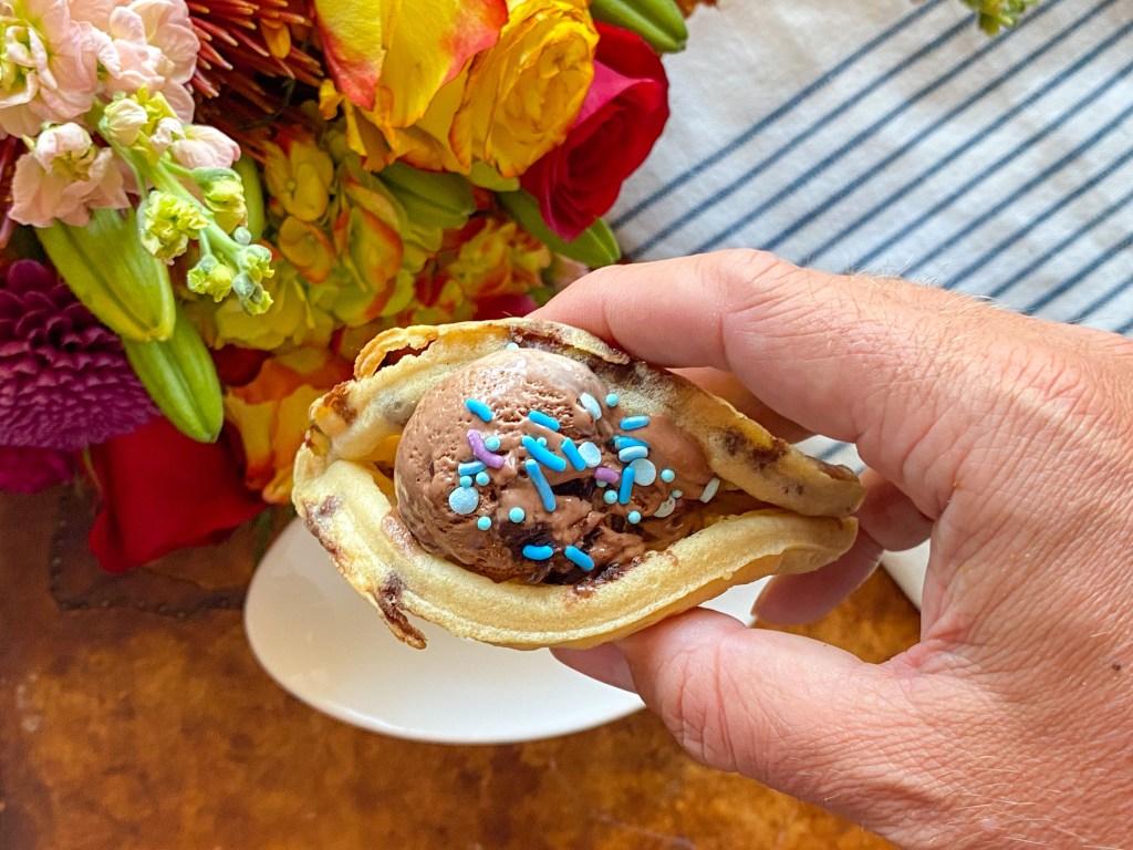 Ice Cream Taco Recipe