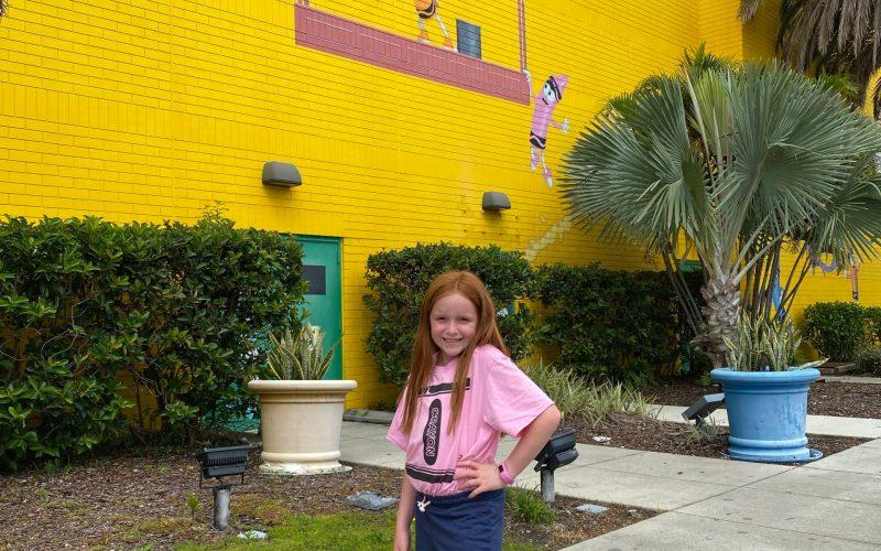 Crayola Experience at Florida Mall in Orlando FL