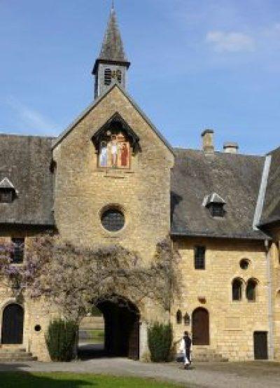 idee de weekend: Abbaye d'Orval
