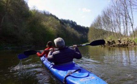 Kayak La Semois