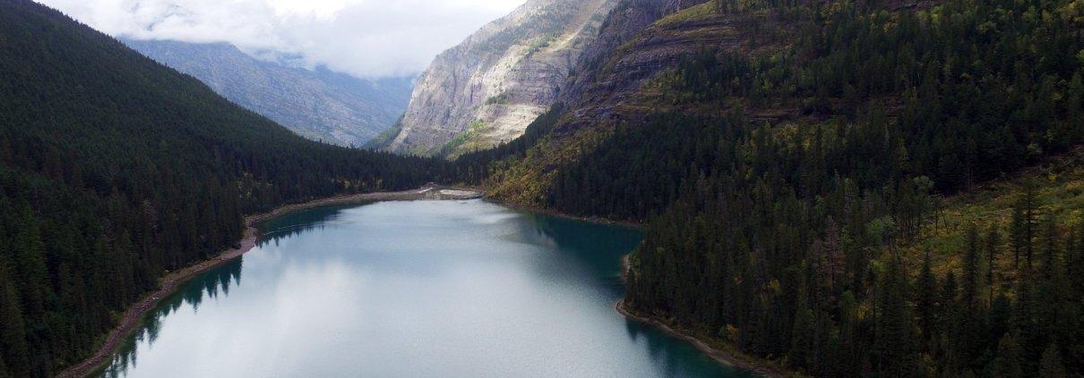 avalanche lake trail