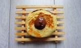 le *trop mignon* pancake cake au nutella