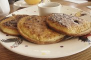 Blueberry Pancakes - 4,5£