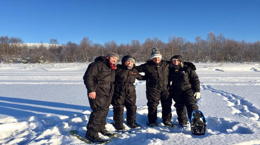 Arctic Winter Games, 3 hours