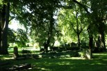 Old Graveyard in Aachen