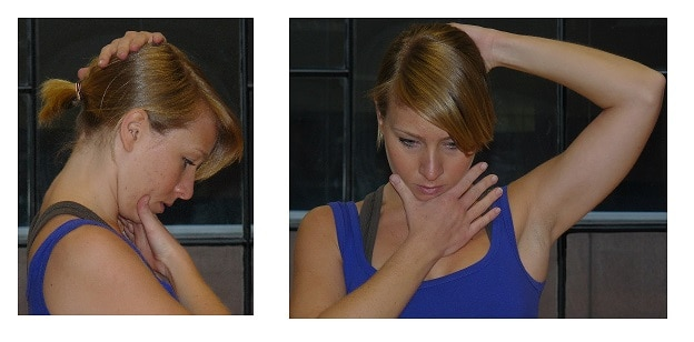 Neck Extensors stretches