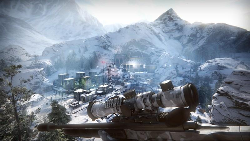 Znalezione obrazy dlazapytania Sniper: Ghost Warrior Contracts