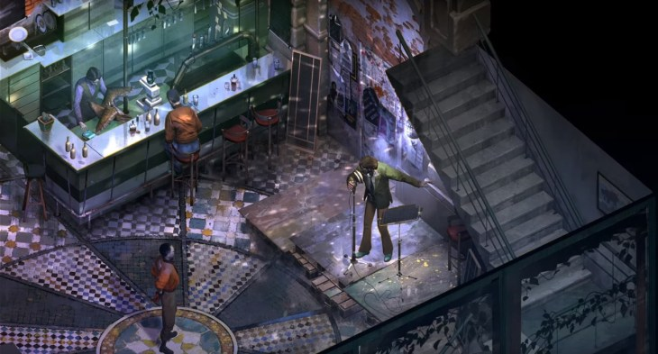 Image result for Disco Elysium game