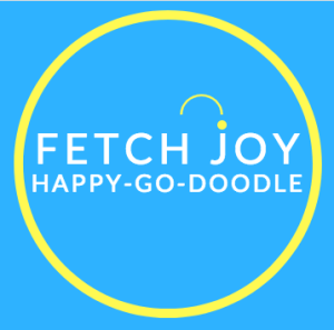 Happy-Go-Doodle logo circle