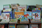 PJ Play Centre Library books