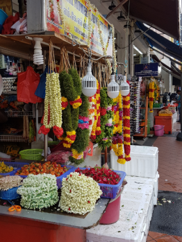 Flowers Little India