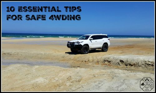 10 Essential Tips For Safe 4wding | 4x4 on beach