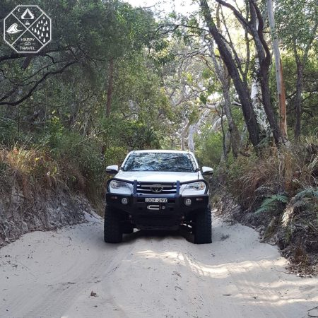 Noosa North Shore beach | Fraser Island | Drive on Noosa Beach | Teewah Beach drive | Beach Driving | 4wding