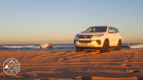 Toyota Fortuner Stockton Beach NSW